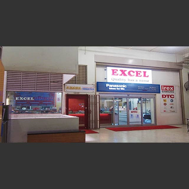 James Soh achieved 350 direct customer enquiries every month for Excel Hardware.